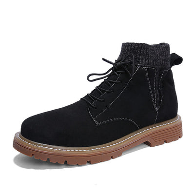 Caesar slip on boots - FORDUDE.CO STORE