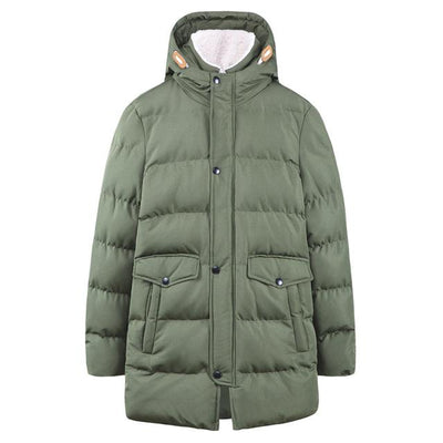 Unno Hooded Winter Parka
