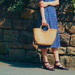 via lia sienna tote handbags, net bag, my look