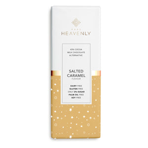 25g SALTED CARAMEL Mini-Bars Pack