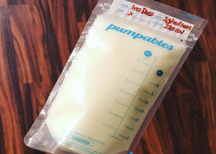 Your complete guide to storing breastmilk from Pumpables