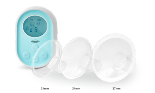 Genie Plus Breast Pump Breastshields