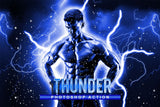 Thunder Photoshop Action - buzzaart