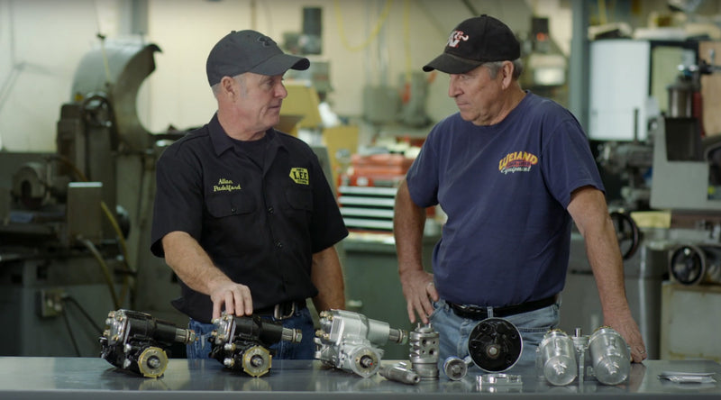 Power Steering Gearbox Ratio Road Testing with Jeff Smith, Part 1