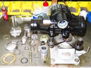 Saginaw Gearbox Rebuild & Upgrade Services In Santa Clarita CA