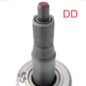 Saginaw GMT DD input shaft