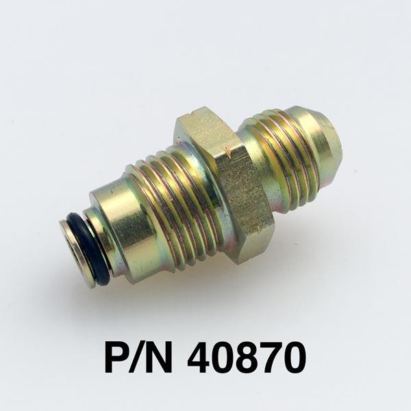 16mm O-Ring to -6 Power Steering Fitting