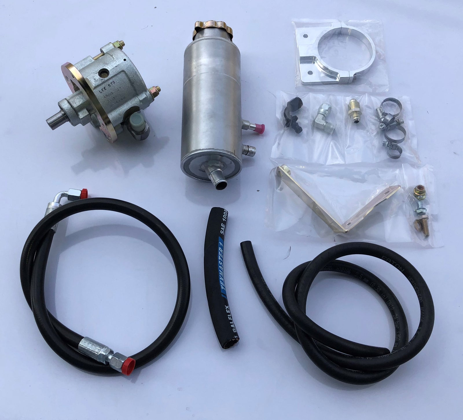 Ford F250/F350 7.3 Saginaw Pump Upgrade