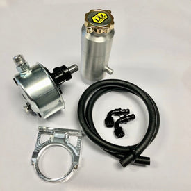 Saginaw P Series Pump & Remote Reservoir Kit For Classic GM Cars
