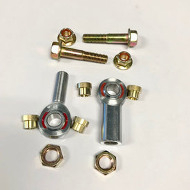 Complete Rod End Kit With Spacers and Hardware