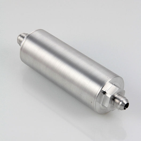 Tom Lee designed 10 micron in line filter for up to 6GPM flow