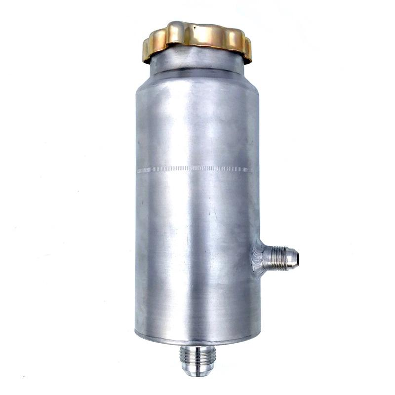 "3"" x 6"" -10 Male to -6 Male Tom Lee Standard Power Steering Reservoir"