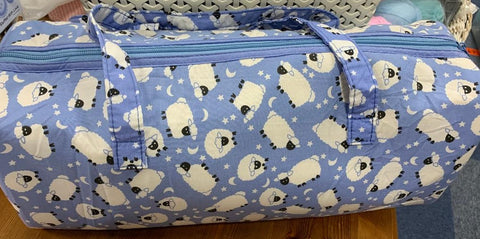 Sheep Knitting Bag