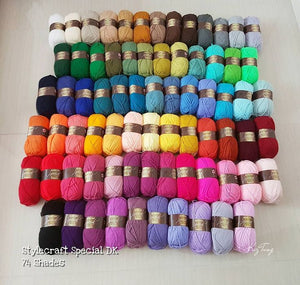 Stylecraft Special Double Knitting