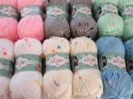 Alize Mini Flower Yarn