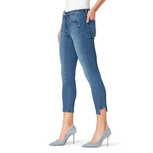 Skinnygirl brand jeans with extra flair