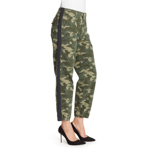 The Utility Jogger - Olive Night Camo