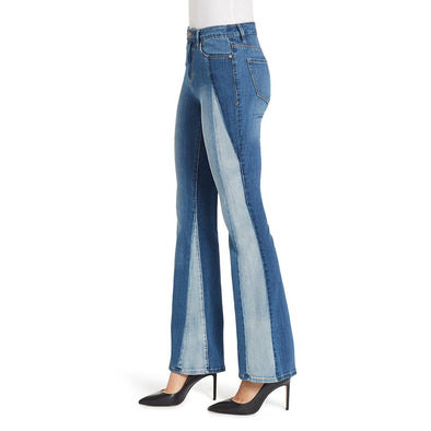 High-rise Flare Jeans - Groveland