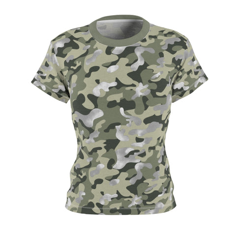 Women's Sea Spray Camo Tee