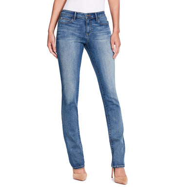 Straight Jeans - Cabrini - front view