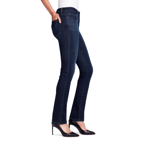 Shop Skinnygirl Straight Jeans - Lexington - side view