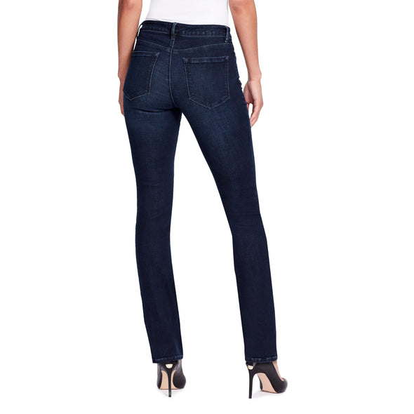 Shop Skinnygirl Straight Jeans - Lexington - back view
