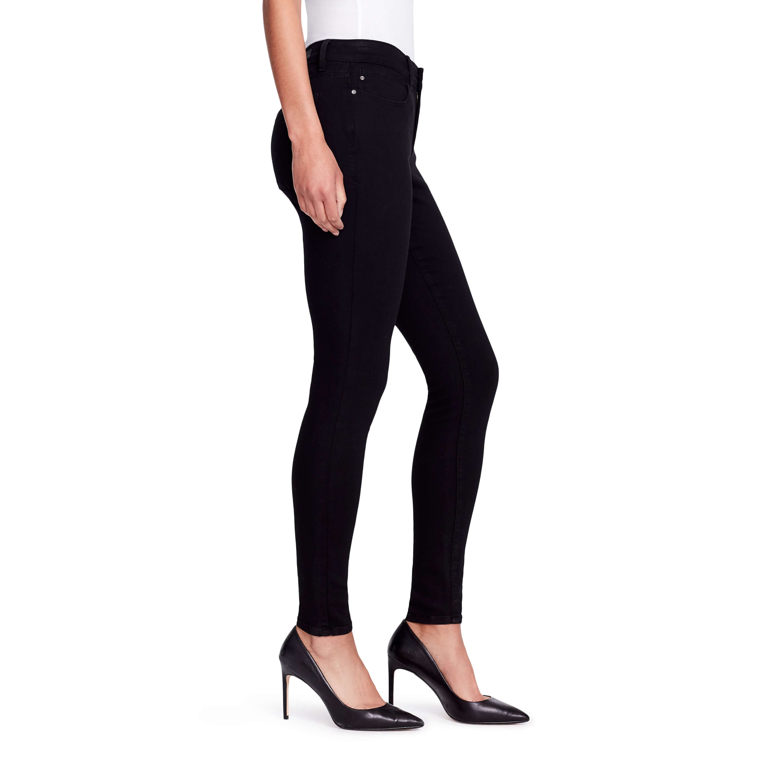 a51a9722b5d10 Shop Skinnygirl - The Skinny Jeans - Dante Black Rinse