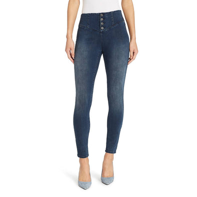 Clearance sale comfortable feel search for best Shop Skinnygirl - High-rise Skinny Ankle Jeans - Hudson