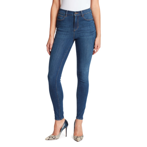 Paul High-Rise Skinny Jeans - Taos