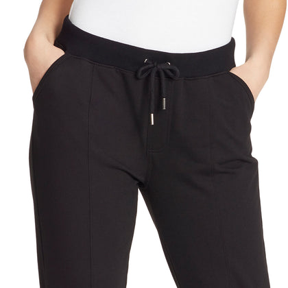Sierra Jogger With Zipper - Black