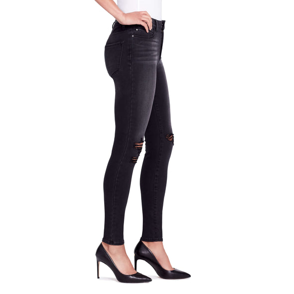 High-rise Jeans - Lenox - side view