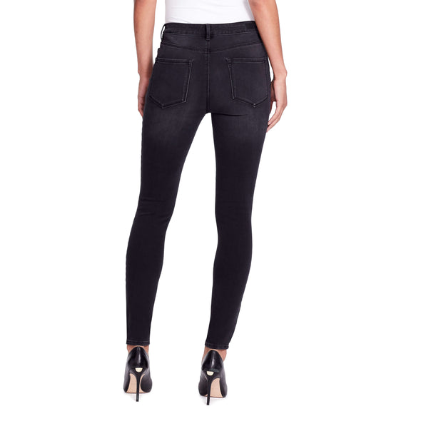 High-rise Jeans - Lenox - back view