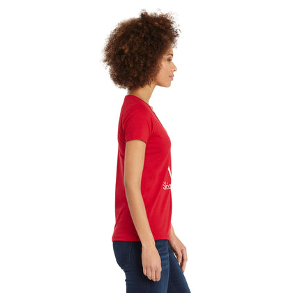 Skinnygirl Logo T-Shirt - Red