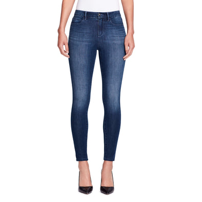 High-rise Skinny Ankle Jeans - Hudson front view