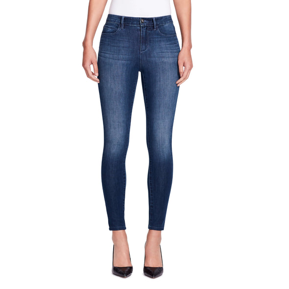 Highrise Skinny Ankle Jeans - Hudson