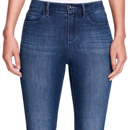 High-rise Skinny Ankle Jeans - Hudson