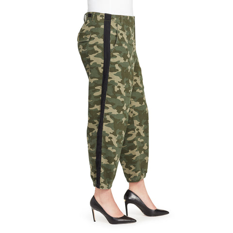The Utility Jogger - Olive Night Camo (Plus)