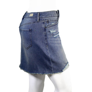 Straight Mini Skirt - Brockwell