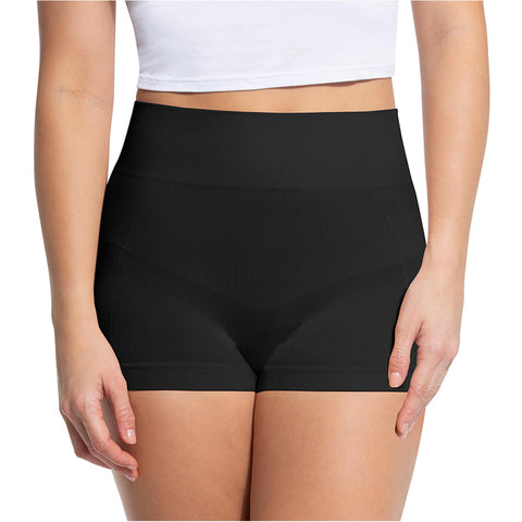 Shapewear Seamless Boyshort Panty - 3-Pack
