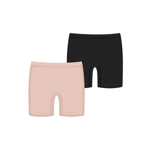 Slip Boyshort Panty - 2 Pack (Plus)