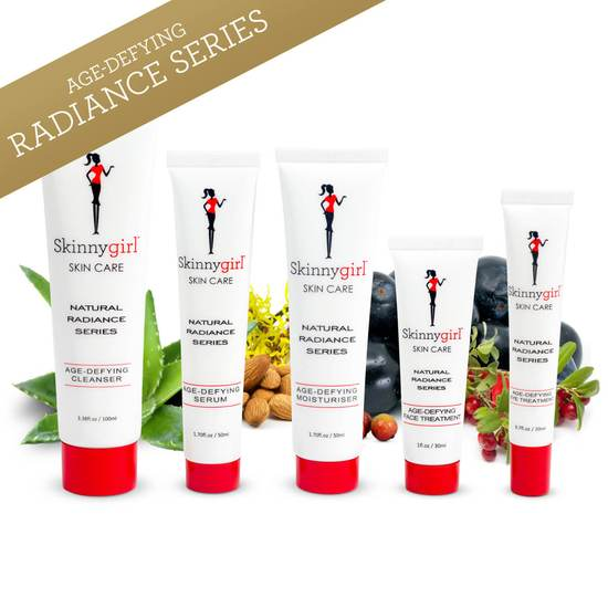 Bundle: Natural Radiance Series - The Complete Age-Defying Regimen