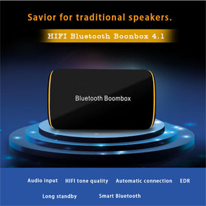 High-Fidelity Wireless Bluetooth Reciever