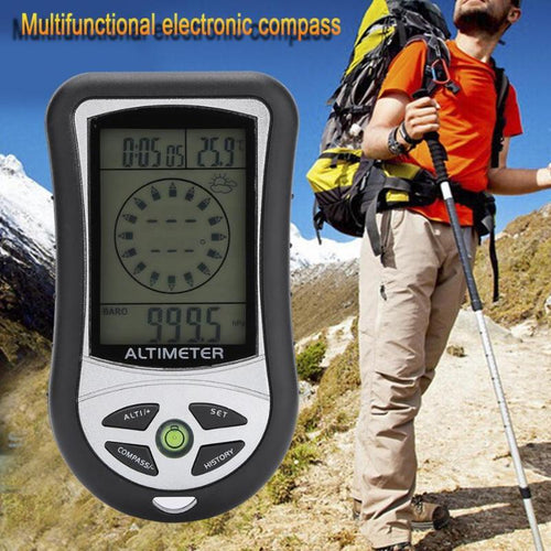 Multifunction Electronic Outdoor Device
