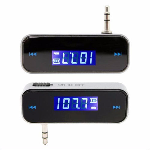Bluetooth Car FM Transmitter