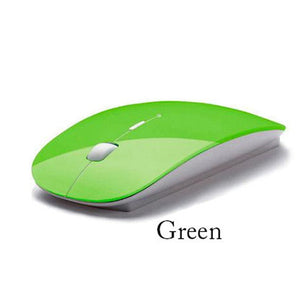 Ultra Thin USB Wireless Mouse