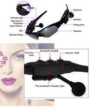 Load image into Gallery viewer, Wireless Bluetooth Headset Glasses