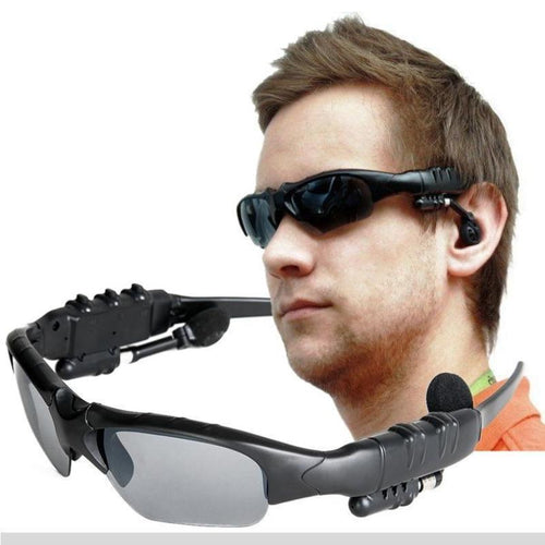 Wireless Bluetooth Headset Glasses