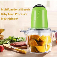 Load image into Gallery viewer, Electric Meat Vegetable Grinder