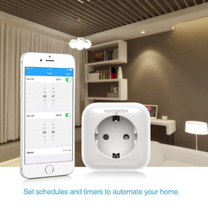 Smart Socket Wifi Plug