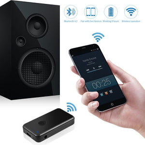 Bluetooth Wireless Receiver Adapter